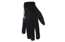 Local Bear  Gants longs Homme FreeRide violet/noir